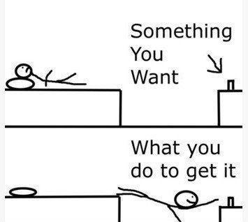 躺在床上想拿东西,却又不想动时
