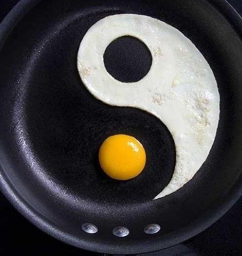 煎蛋的最高境界