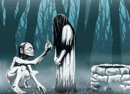 一个恐怖的爱情故事