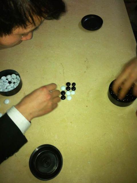 下棋的最高境界。