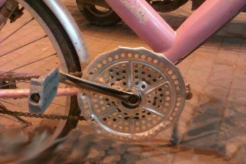 高手在民间啊,如此造型的自行车第一次见