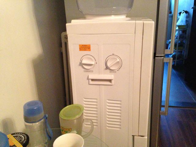 好囧的饮水机...