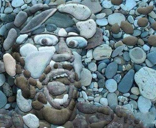 所谓疯狂的石头!