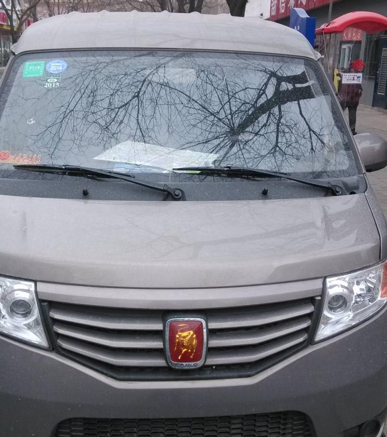 来自德国斯图加特的最新型兰博MPV。在中国一定热卖。