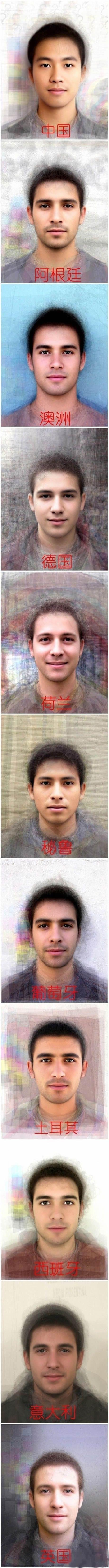男人标准国脸,你喜欢哪个?