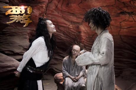 """有多少人给黄渤那句 """"你看我干嘛?我他妈还能去哪啊!"""" 笑的不行了的?"""