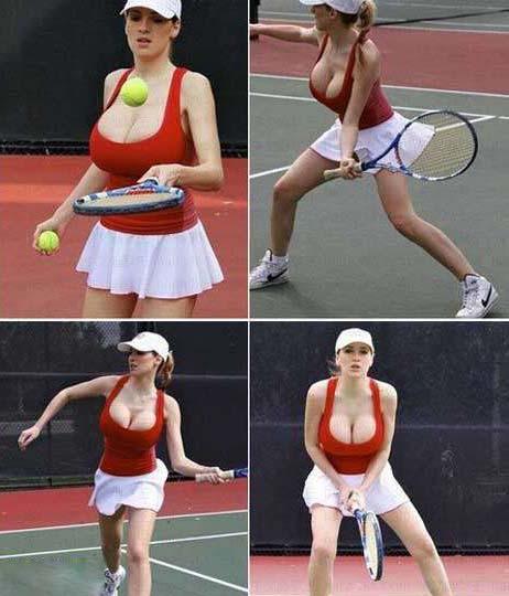 我很爱看网球,不知道是什么原因~~~~