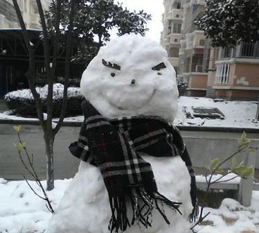 坏笑小雪人~