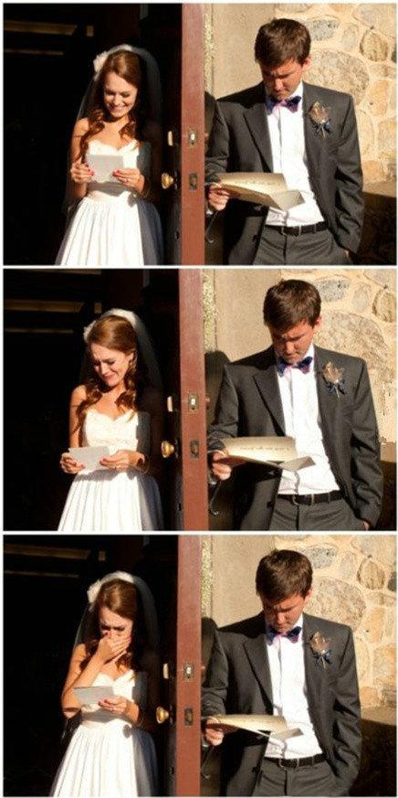 对于一份情书,男孩与女孩阅读时的区别。