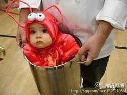 这龙虾够大了吧!