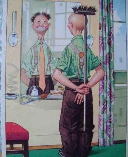 乐观是一种态度~