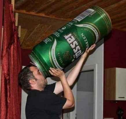 好吧,医生说一天只能喝一罐啤酒~~~~~~~~~~~~~