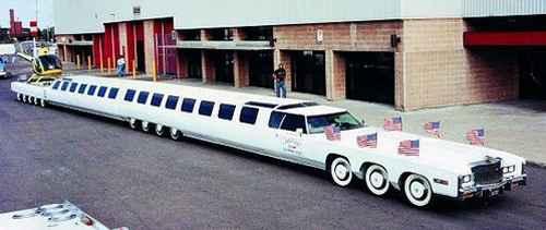 这是比尔盖兹家的轿车
