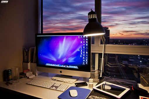 吾日三省吾身,有iPhone吗?有iPad吗?有iMac吗?没有,好吧,滚去工作!!!