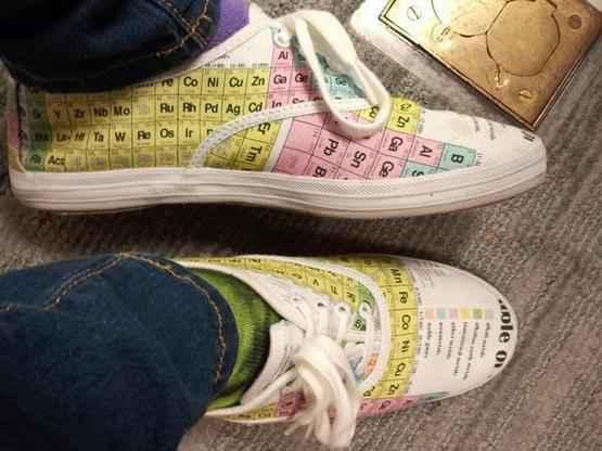 化学考试必备战靴!~