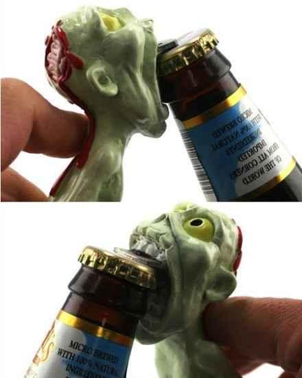 僵尸开瓶器,其他开瓶器都弱爆了,有木有!!