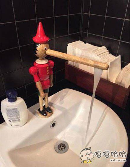 匹诺曹水龙头,你值得拥有!