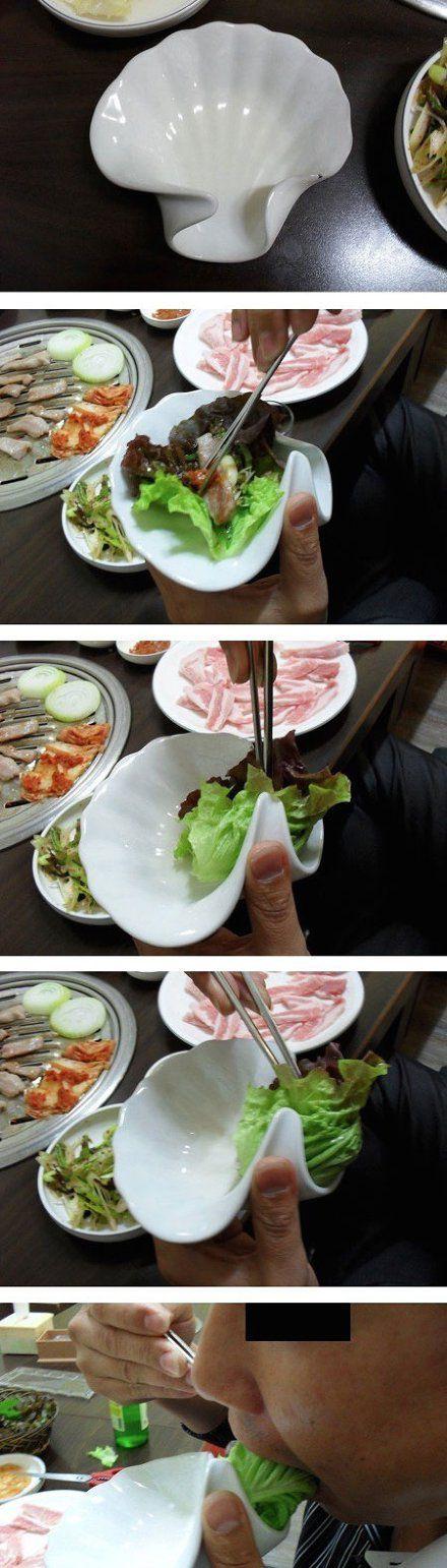 吃真是把人类的智慧发挥到淋漓尽致啊