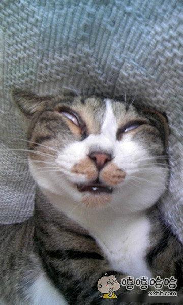 睡姿太丑,起来重睡