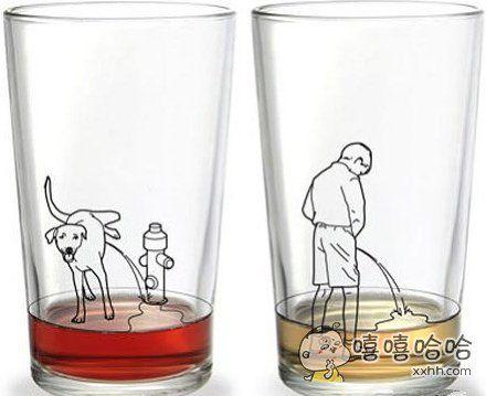 让不让人好好喝水了