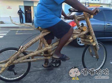 原生态自行车