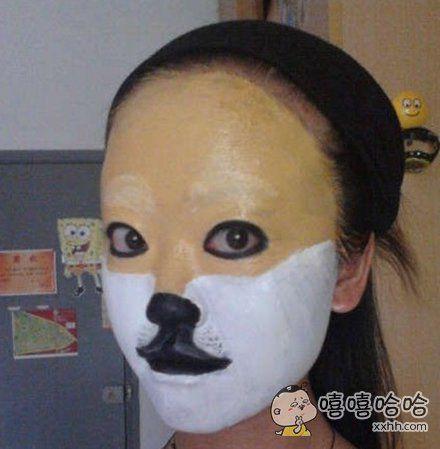 doge妆正流行