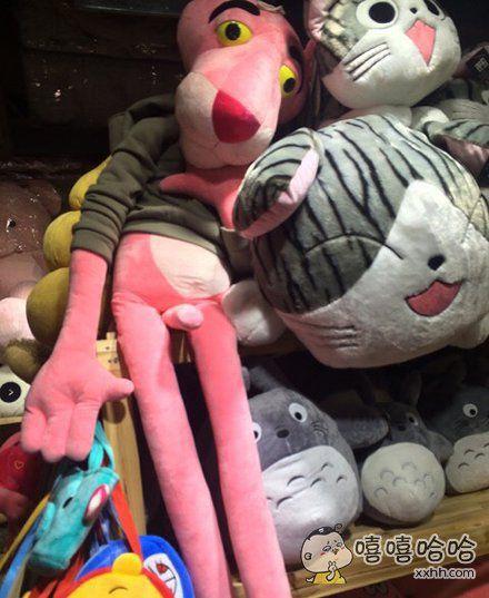 现在的玩具都这么污吗