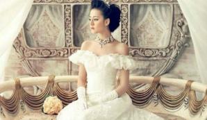 着婚纱的女星 你爱哪一个呢
