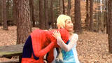蜘蛛侠和灰姑娘的爱情故事