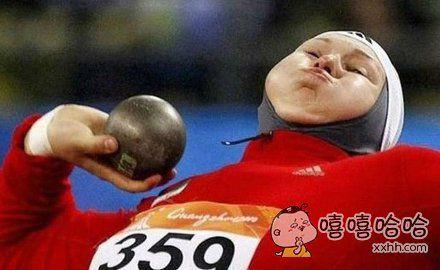 铅球运动~