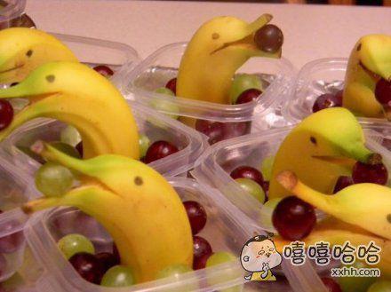 爱笑的香蕉,据说新鲜都不会太久