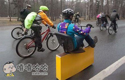 个性自行车
