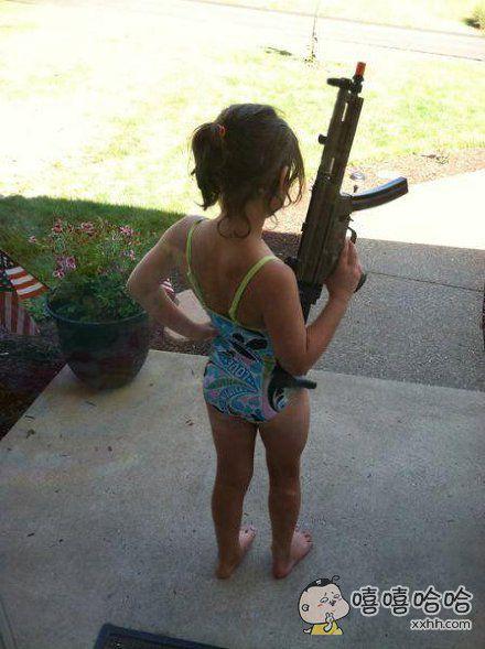 战斗民族的孩子是这样长大的。