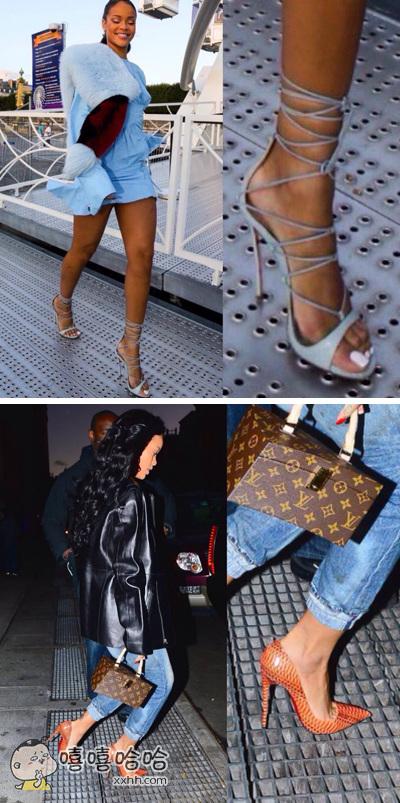 全世界最会在高跟鞋行走的女人