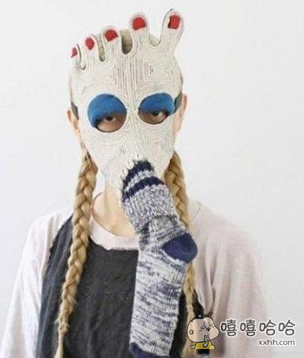 这么逗比的口罩