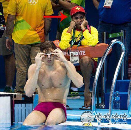 """奥运游泳场馆的救生员:""""我存在的意义是什么,感觉永远都不会开工。"""""""