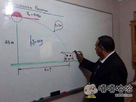 国外一物理老师表示这样讲课以后,学生都听得懂了。