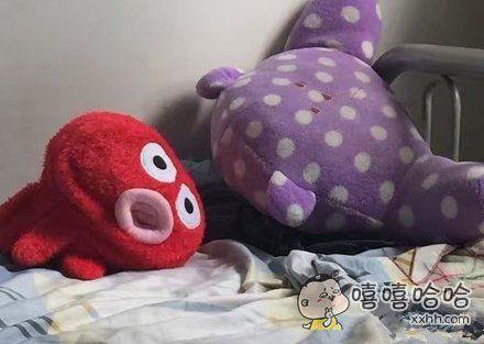 室友的床,我邪恶了。。。