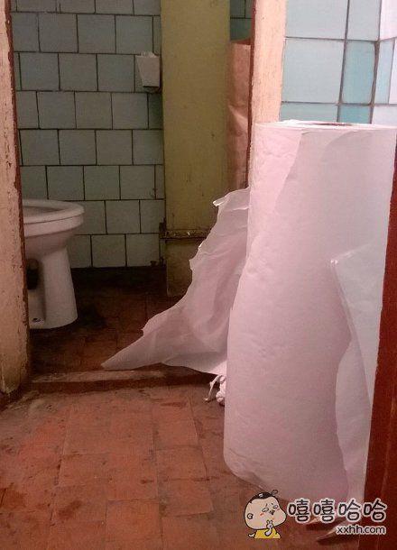 造纸厂卫生间手纸的Size,大家感受一下