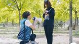 屌丝男求婚出糗