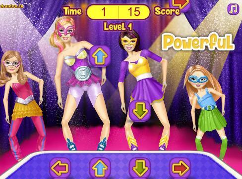 芭比舞蹈团队