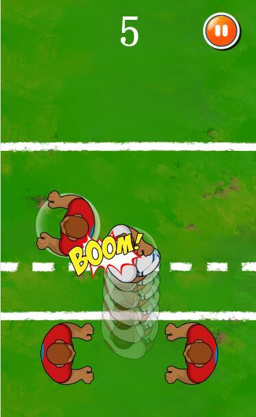 疯狂橄榄球