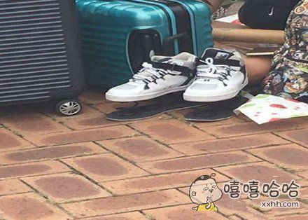 男友买的增高鞋,为神马看起来这么搞笑?