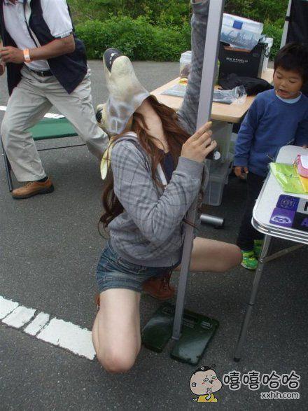 钢管少女。。