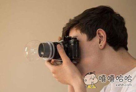 有谁知道这是什么相机啊