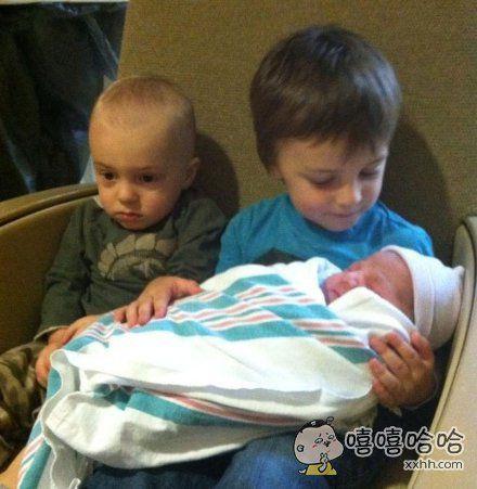 当家里迎来第三个孩子