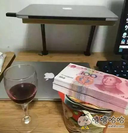 妈蛋,太羡慕你们那些有钱能吃上饭的人