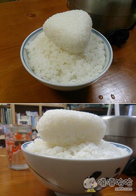 不知道这碗饭的意义何在。