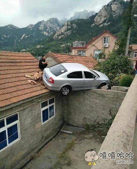 只有你想不到,没有女司机做不到