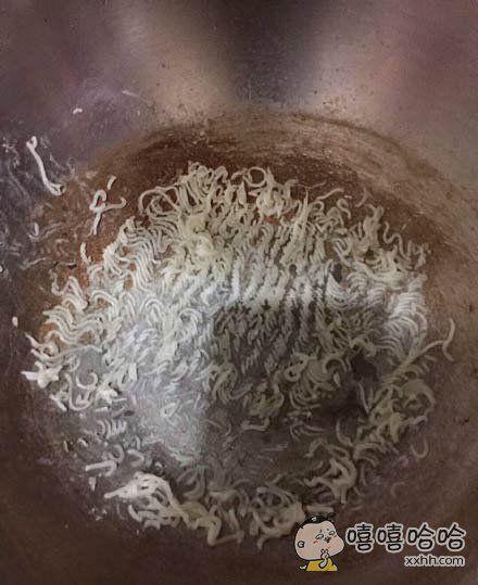 第一次煮泡面